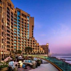 Отель Fairmont Ajman пляж