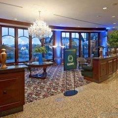 Отель Grand Pacific Канада, Виктория - отзывы, цены и фото номеров - забронировать отель Grand Pacific онлайн интерьер отеля