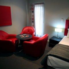 Отель Platinum International комната для гостей фото 2