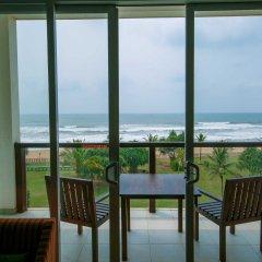 Отель Citrus Waskaduwa балкон
