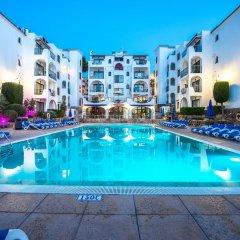 Отель Ona Surfing Playa фитнесс-зал