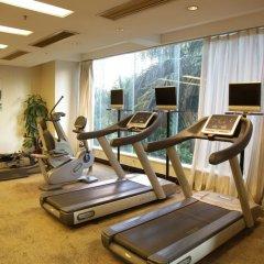 Отель Guangzhou Grand International Hotel Китай, Гуанчжоу - 8 отзывов об отеле, цены и фото номеров - забронировать отель Guangzhou Grand International Hotel онлайн фитнесс-зал фото 3
