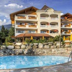 Hotel Sonnenburg Меран бассейн фото 2