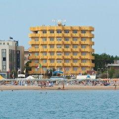 Отель Residence Hotel Piccadilly Италия, Римини - отзывы, цены и фото номеров - забронировать отель Residence Hotel Piccadilly онлайн пляж фото 2