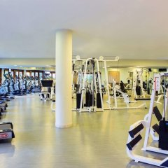 Отель Villa La Estancia Beach Resort & Spa фитнесс-зал фото 2