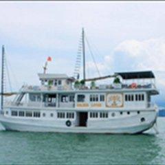 Отель Halong Golden Lotus Cruise пляж фото 2