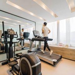 Отель Royal Logoon Hotel - Xiamen Китай, Сямынь - отзывы, цены и фото номеров - забронировать отель Royal Logoon Hotel - Xiamen онлайн фитнесс-зал фото 3