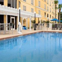 Отель Hampton Inn & Suites Lake City, Fl Лейк-Сити фото 5