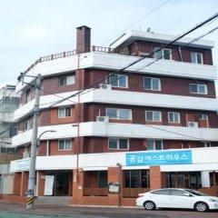 Отель Empathy Guesthouse - Hostel Южная Корея, Тэгу - отзывы, цены и фото номеров - забронировать отель Empathy Guesthouse - Hostel онлайн парковка
