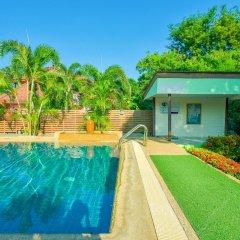 Отель Sanghirun Resort бассейн