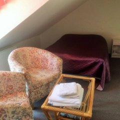 Отель Bork Kro удобства в номере