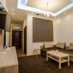 Мини-Отель City Life 2* Стандартный номер с двуспальной кроватью фото 15