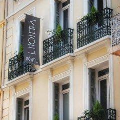 Отель l'Hotera Франция, Канны - отзывы, цены и фото номеров - забронировать отель l'Hotera онлайн фото 2