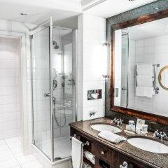 Отель Taschenbergpalais Kempinski Германия, Дрезден - 6 отзывов об отеле, цены и фото номеров - забронировать отель Taschenbergpalais Kempinski онлайн ванная фото 2