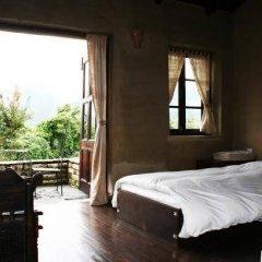 Отель Hananoie-A Permaculture Resort Непал, Лехнат - отзывы, цены и фото номеров - забронировать отель Hananoie-A Permaculture Resort онлайн комната для гостей фото 4