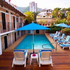 Отель Posada De Roger Пуэрто-Вальярта балкон