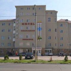 Гостиница Сюрприз на Космонавтов парковка