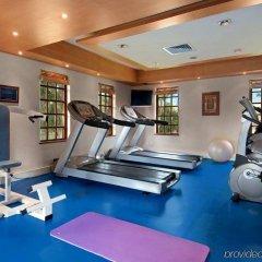 Отель Hilton Mauritius Resort & Spa фитнесс-зал фото 4