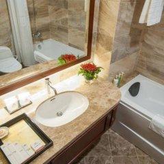 Nhat Ha 1 Hotel ванная