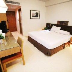 Отель Residence Rajtaevee Бангкок комната для гостей фото 4