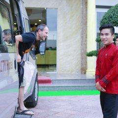 Отель Hoian Sincerity Hotel & Spa Вьетнам, Хойан - отзывы, цены и фото номеров - забронировать отель Hoian Sincerity Hotel & Spa онлайн спортивное сооружение