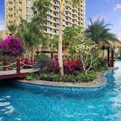 Апартаменты Paxton International Holiday Apartment бассейн