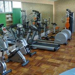 Отель Sercotel Guadiana Испания, Сьюдад-Реаль - 1 отзыв об отеле, цены и фото номеров - забронировать отель Sercotel Guadiana онлайн фитнесс-зал фото 2