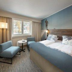 Отель Scandic Lillehammer Hotel Норвегия, Лиллехаммер - отзывы, цены и фото номеров - забронировать отель Scandic Lillehammer Hotel онлайн комната для гостей