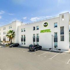 Отель B&B Hôtel CANNES Ouest La Bocca парковка