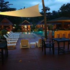 Отель Lanta Pearl Beach Resort Ланта питание