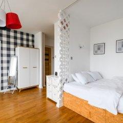 Апартаменты P&O Apartments Stegny Варшава комната для гостей фото 5