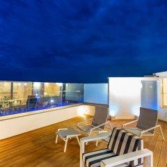 Отель Rhodos Horizon City Родос бассейн