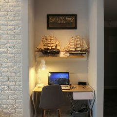 Апартаменты ASKI New Powisle Apartment удобства в номере фото 2