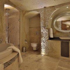 Отель Golden Cave Suites ванная