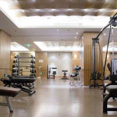 Suzhou Marriott Hotel фитнесс-зал фото 2