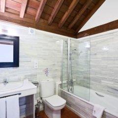 Отель Santa Isabel La Real ванная