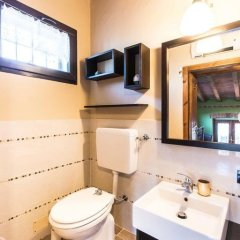 Отель Villa Gaia Сан-Мартино-Сиккомарио ванная фото 2