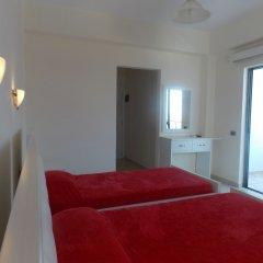 Отель Kompleks Joni Албания, Саранда - отзывы, цены и фото номеров - забронировать отель Kompleks Joni онлайн комната для гостей фото 3