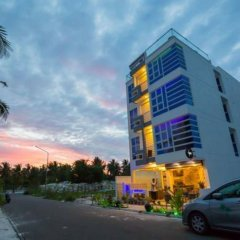 Отель Whiteharp Beach Inn Мальдивы, Мале - отзывы, цены и фото номеров - забронировать отель Whiteharp Beach Inn онлайн фото 20