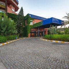 Отель SIMENA Кемер парковка