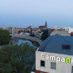 Отель Campanile WROCLAW - Stare Miasto Польша, Вроцлав - 3 отзыва об отеле, цены и фото номеров - забронировать отель Campanile WROCLAW - Stare Miasto онлайн балкон