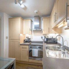 Апартаменты 1 Bedroom Apartment in Northern Quarter в номере