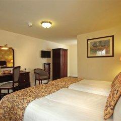 Отель Best Western Kilima Hotel Великобритания, Йорк - отзывы, цены и фото номеров - забронировать отель Best Western Kilima Hotel онлайн комната для гостей фото 4