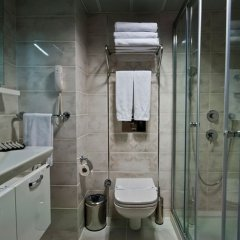 Askoc Hotel Турция, Стамбул - отзывы, цены и фото номеров - забронировать отель Askoc Hotel онлайн ванная фото 2