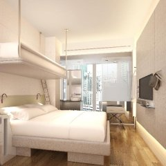 Отель YOTEL Singapore Orchard Road комната для гостей фото 2