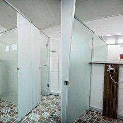 Отель Lili Hanok Guesthouse Южная Корея, Сеул - отзывы, цены и фото номеров - забронировать отель Lili Hanok Guesthouse онлайн ванная