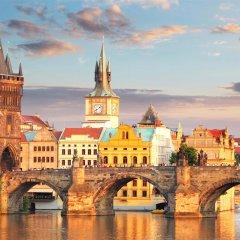 Отель Adria Hotel Prague Чехия, Прага - - забронировать отель Adria Hotel Prague, цены и фото номеров приотельная территория