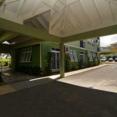 Апартаменты Kingsway New Kingston Guest Apartment II парковка