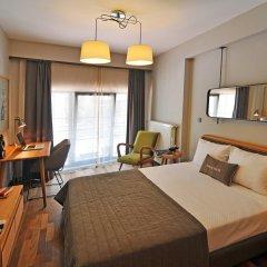Отель Brickpalas Стамбул комната для гостей фото 2