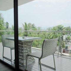Отель Mera Mare Pattaya балкон